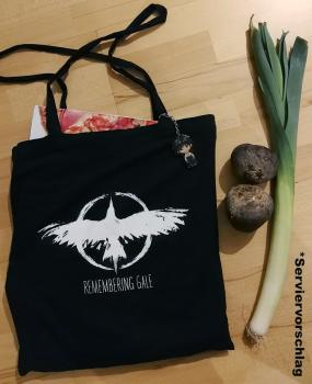 "Tote bag – ""Remembering Gale"""